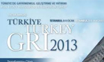 GRI Turkey will be held on 8-9 January 2013 at Ceylan Intercontinental.