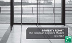 """The European Logistics Market, Q4 2012"" report prepared by BNP Paribas Real Estate was published."